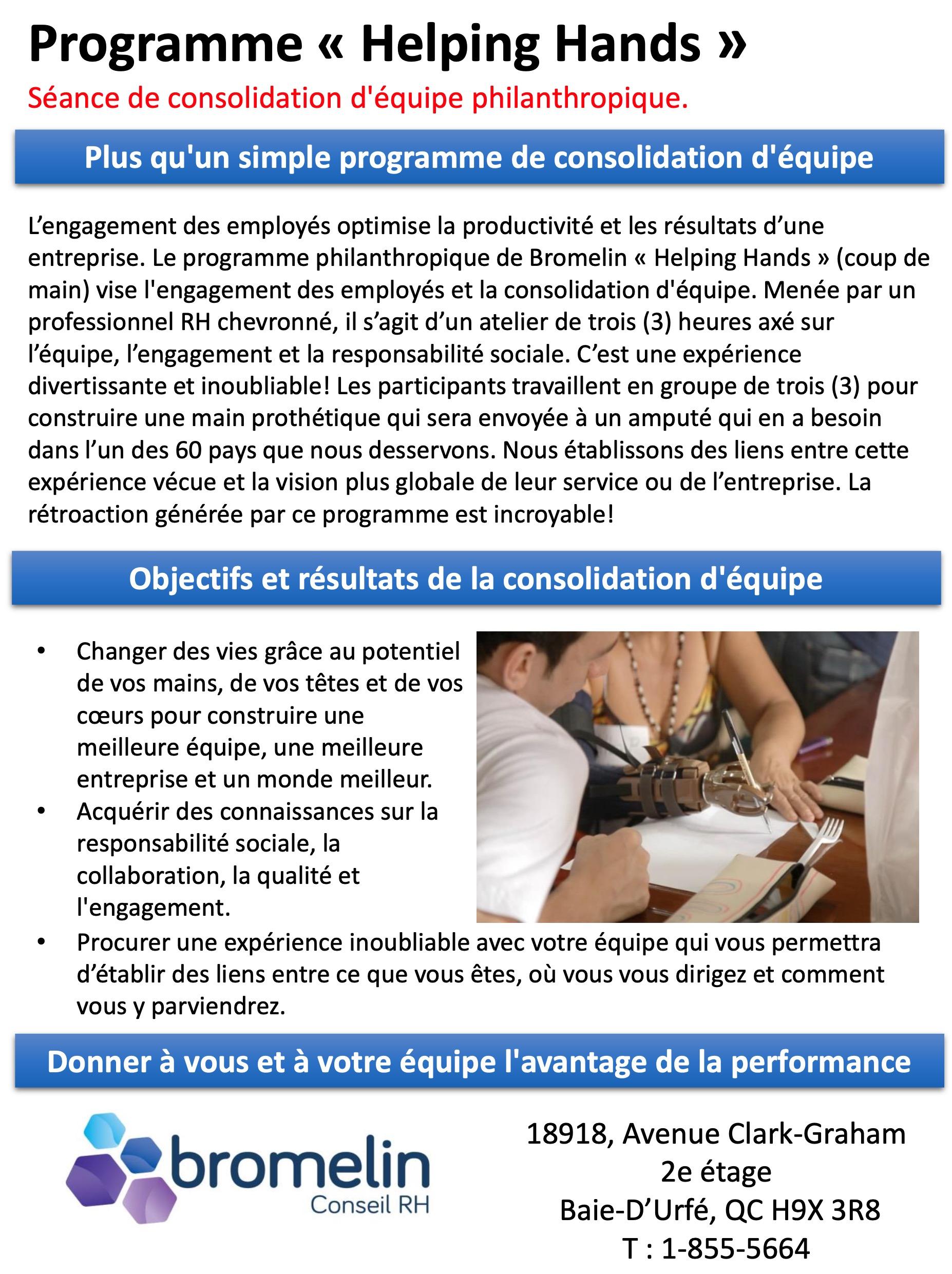 Team Building Montréal et environs